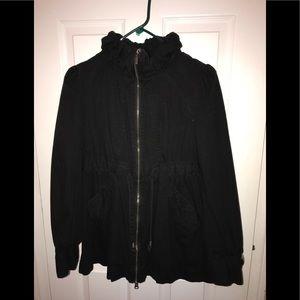 Long dressy jacket